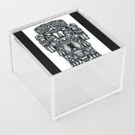 Coatlicue Acrylic Box
