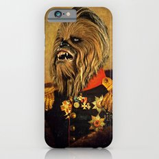 Portrait of Master Chewie iPhone 6s Slim Case