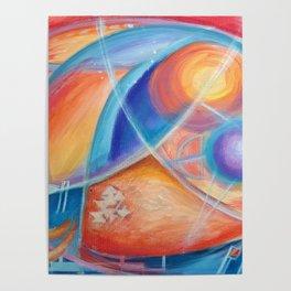 faraway worlds. mundos distantes Poster