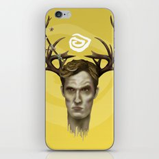Notice King | True Detective iPhone & iPod Skin