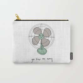 you blow me away Carry-All Pouch