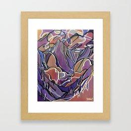 Marooned Framed Art Print