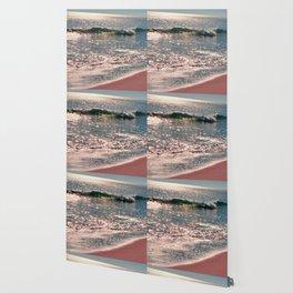 Sparkle Morning Sea Wallpaper