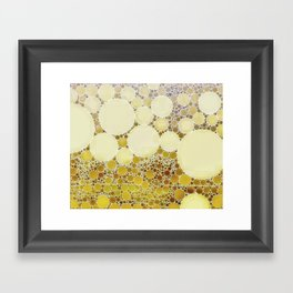 :: Mimosa Morning :: Framed Art Print