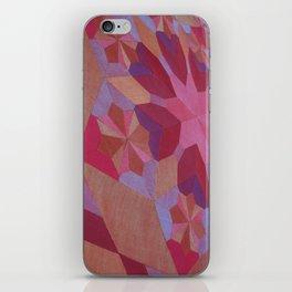 Hand-Sewn Rubies iPhone Skin
