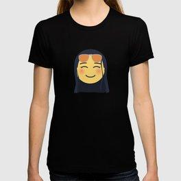 Nico Robin Emoji Design T-shirt
