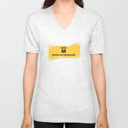Vestido de etiqueta Unisex V-Neck