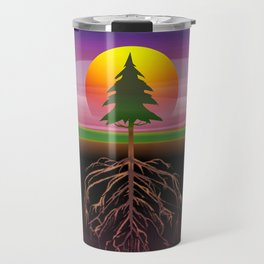 Planet A Tree! Travel Mug