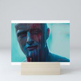 Tears in Rain Mini Art Print
