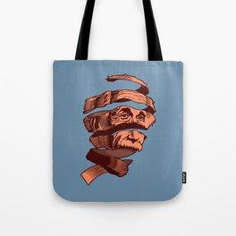 E=M.C. Escher Tote Bag