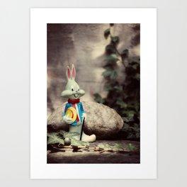 Bugs Bunny Art Print