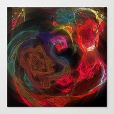 Invisible Walls Canvas Print