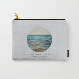 Swim The Sea #2 Carry-All Pouch