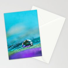 Magic is something you make. Stationery Cards