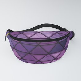 Abstract Geometric Background #14 Fanny Pack