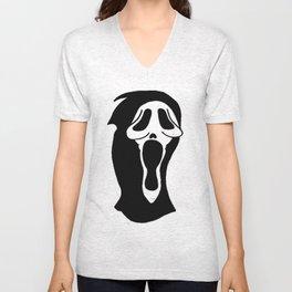 Scream - Ghost Face Unisex V-Neck
