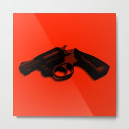 Hammer and barrell Metal Print