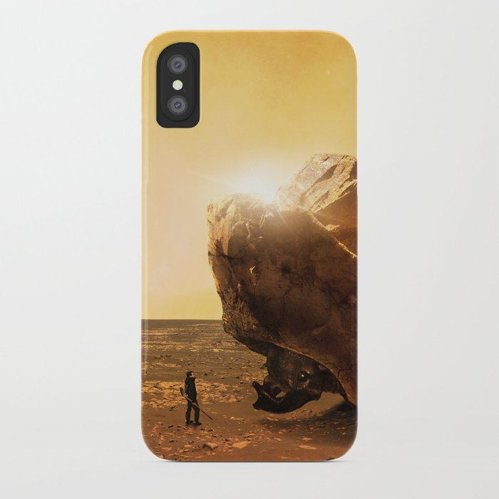 Shai-Hulud iPhone Case