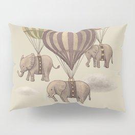 Flight of the Elephants  Pillow Sham