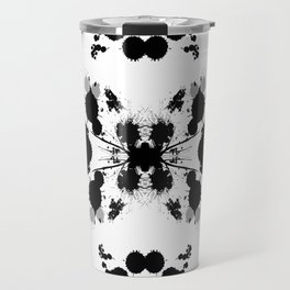 Rorschach 8 Travel Mug