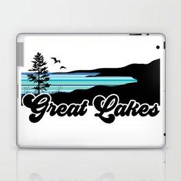 Great Lakes Coast Laptop & iPad Skin