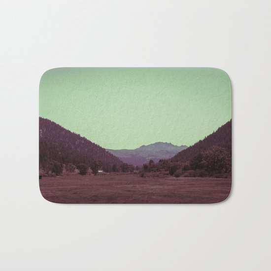 Buffalo Creek Bath Mat