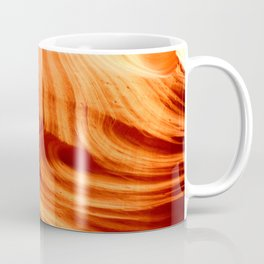 Bright Antelope Canyon Colors Coffee Mug
