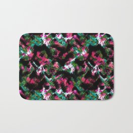 """Watercolor glamour "".  ""Watermelon  juice"" . Bath Mat"