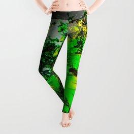 Abstract in Perfection - Flowermagic 20 Leggings