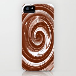 Hot Cocoa.... iPhone Case
