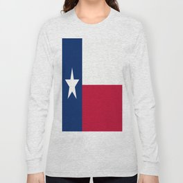 Lone Star ⭐ Texas State Flag Long Sleeve T-shirt