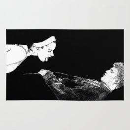 asc 274 - La possession de Marie Magdala (The possession of Mary Magdalene) Rug