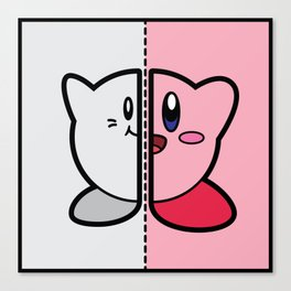 Old & New Kirby Canvas Print