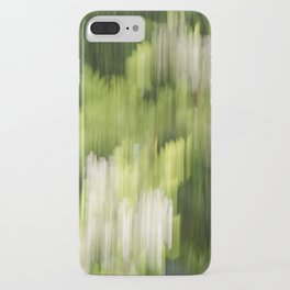 Green Hue Realm iPhone Case