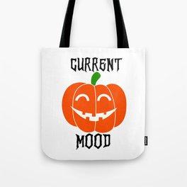 Halloween Mood Tote Bag