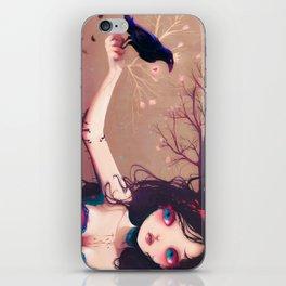 Le protocole amoureux. iPhone Skin