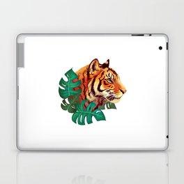 Monstera Tiger Laptop & iPad Skin