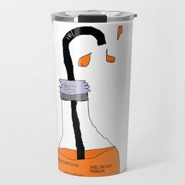 Bad Ideas Orange Juice Travel Mug
