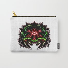 Super Metroid: Angry Baby Graphic Carry-All Pouch