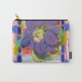 Marrakech Stained Glass Carry-All Pouch