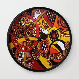 Clockworks 1 Wall Clock