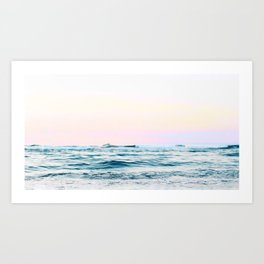Dreamy Ocean #society6 #decor #buyart Kunstdrucke