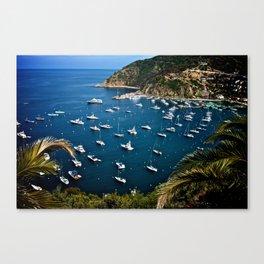 Avalon Bay Canvas Print