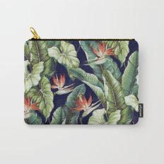 Night tropical garden II Carry-All Pouch