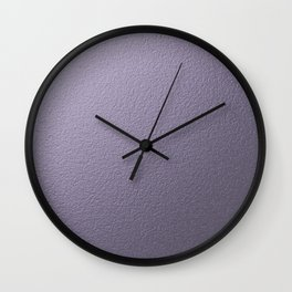 Lavender,metallic,wall,abstract, background Wall Clock