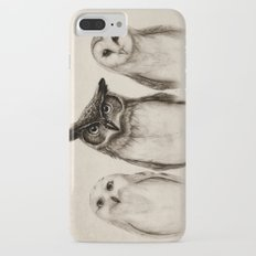 The Owl's 3 Slim Case iPhone 7 Plus