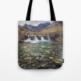 Fairy Pools, Isle of Skye Tote Bag