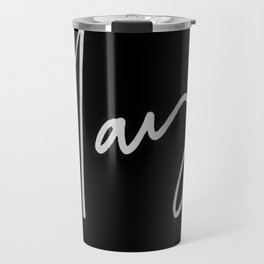 Slay (black) Travel Mug