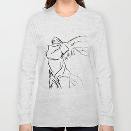 Winged Victory 1 Long Sleeve T-shirt