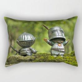 Solaire & Siegmeyer Rectangular Pillow